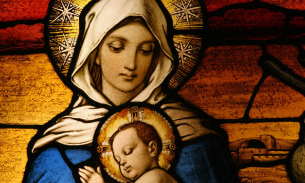 A pureza de Maria