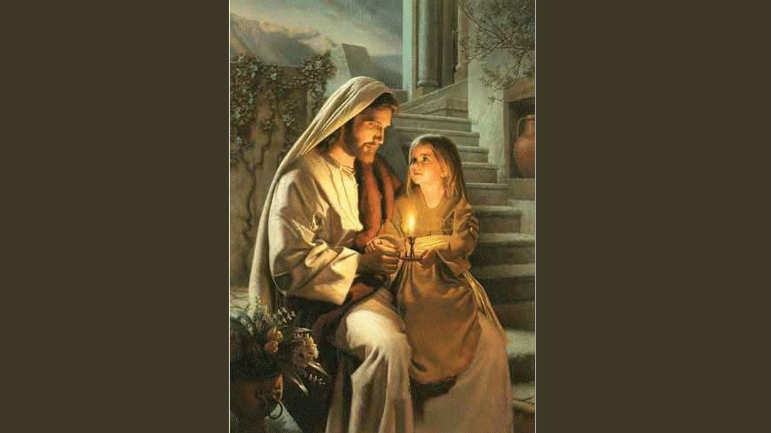 Jesus é um Amigo tão bom!