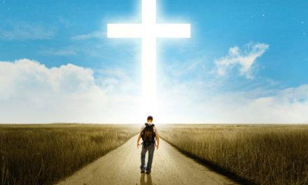 Fazer tudo por Deus.