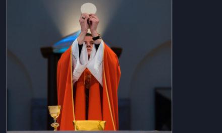 A Eucaristia é tudo!