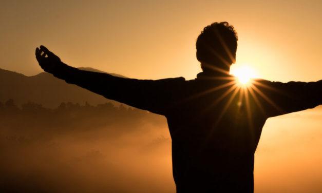 Em Ti, Jesus, tudo é meu.
