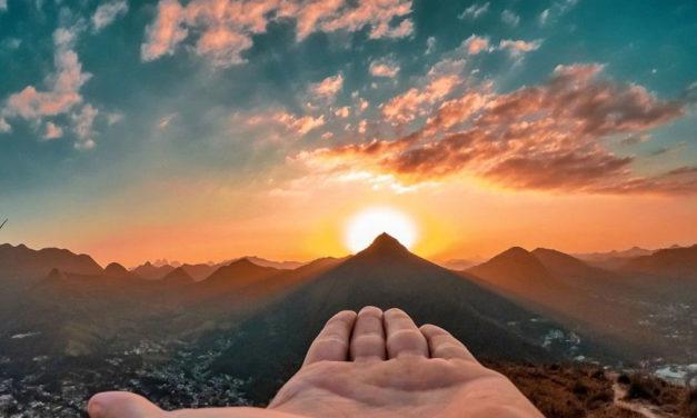 O cume e a Ressurreição