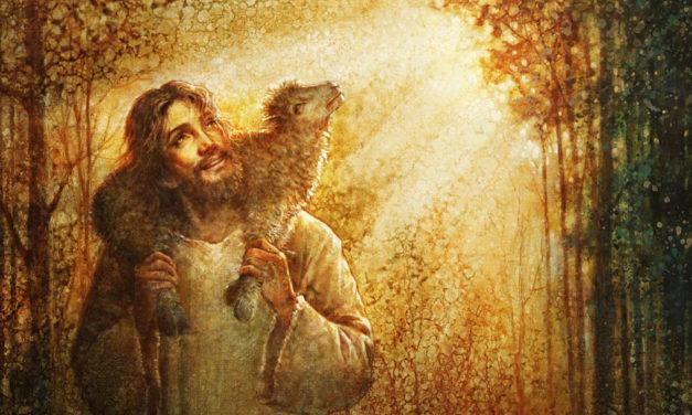 Jesus é o meu amor.
