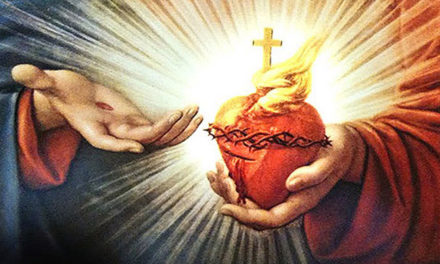 Amar com o Coração do próprio Jesus