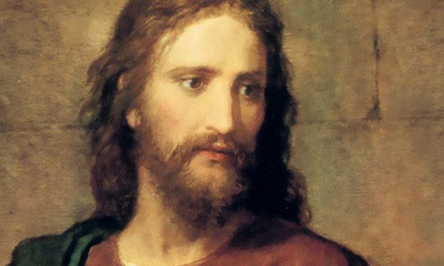 Jesus é o segredo da felicidade.