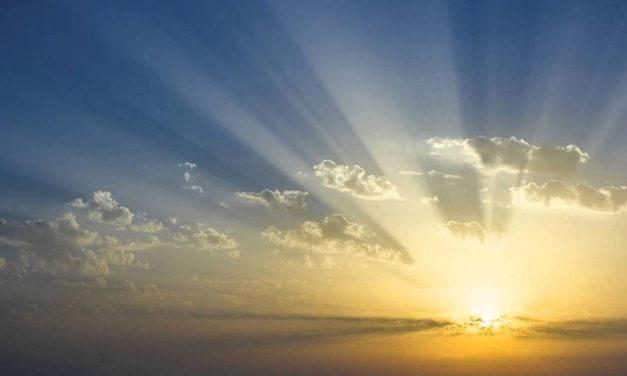 A esperança alcança o Céu