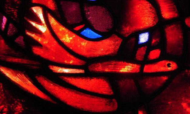 A nova infusão do Espírito Santo