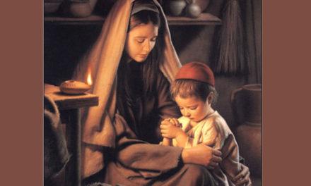 Mestra da oração contínua