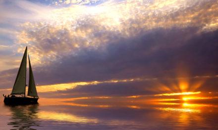 Deus é infinito como o oceano