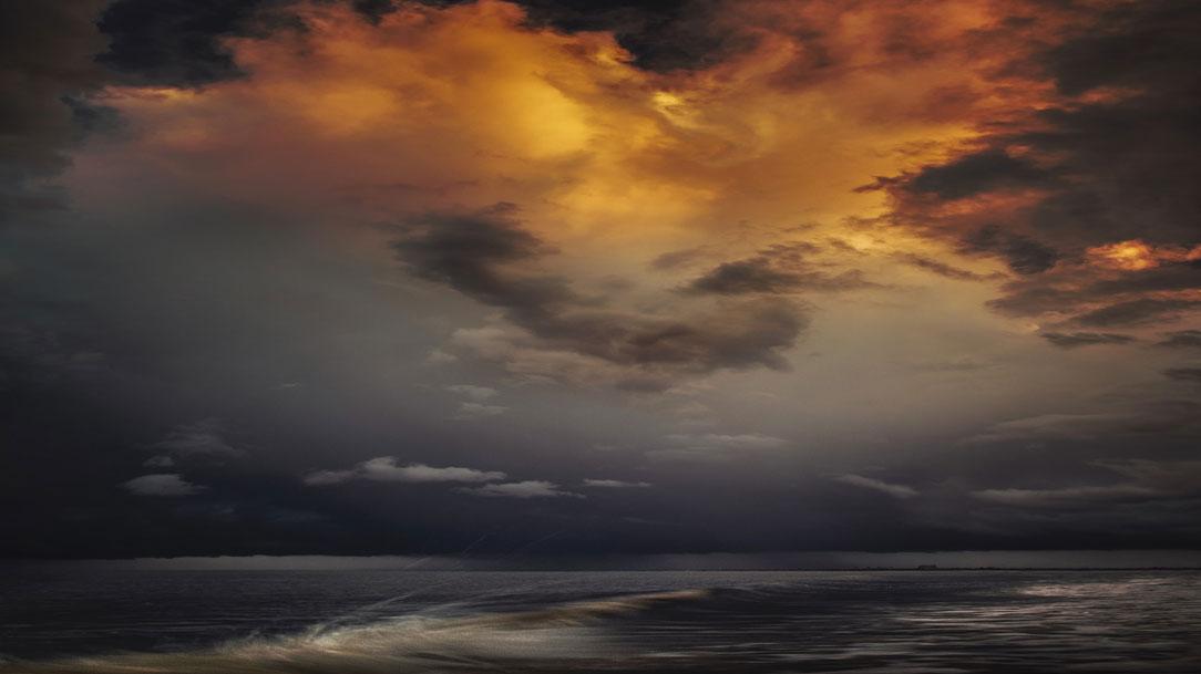 Mar revolto no meu coração