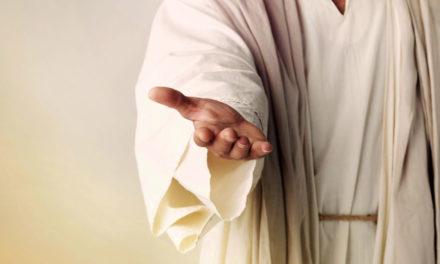 Deixar que Deus faça em mim a Sua vontade.