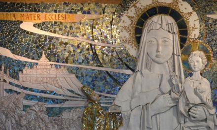 Virgem Maria, Mãe da Igreja