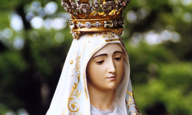 Maria ensina que Jesus é Caminho, Verdade e Vida