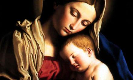 A Virgem Maria conduz-nos à Fonte