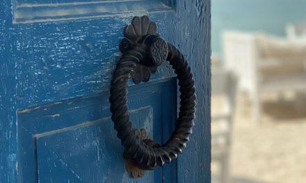 """""""Abre-me a porta, Jesus…"""""""