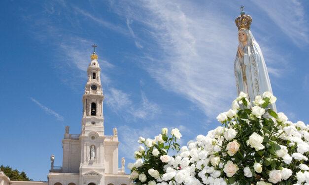 Somos morada de Deus, como Maria