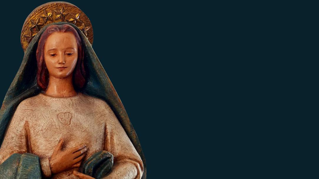 Viver no coração, como Maria