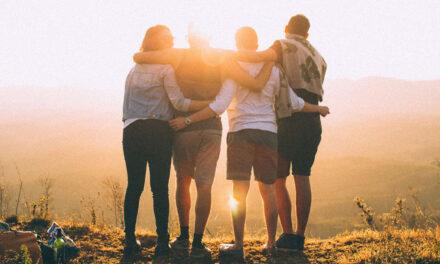 Só a fé é canal de amor aos irmãos