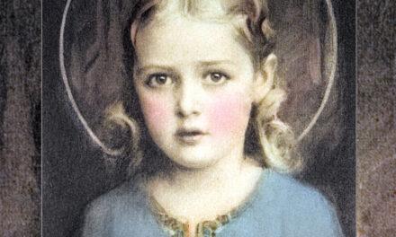 … Na pequenez, como Maria