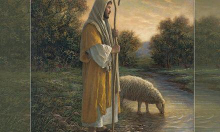 Que bem cuidado está o que se fia em Deus!