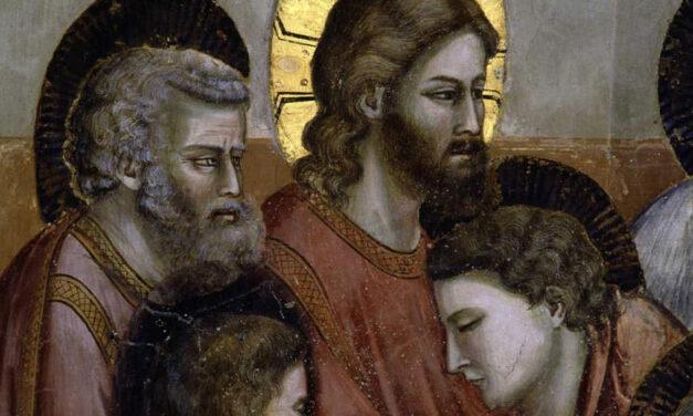 Jesus fica comigo…