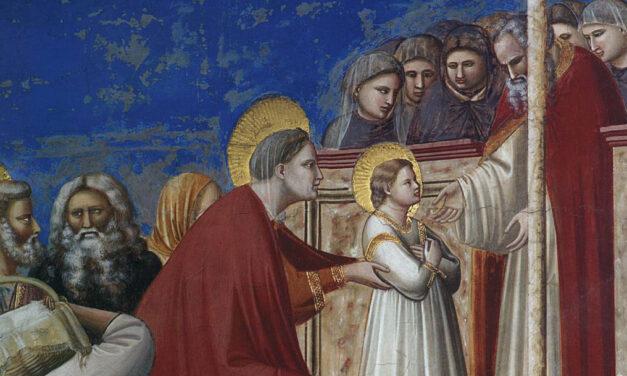 Que Maria viva no Templo que sou