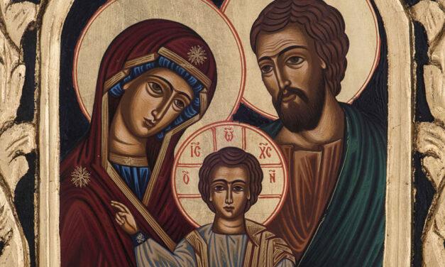 José e Maria ajudam-nos a encontrar sempre Jesus!