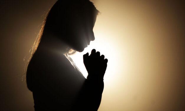 Atitude de oração
