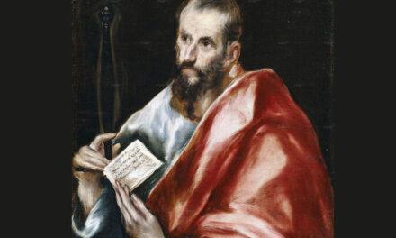Ser apóstolo é ser canal da graça de Deus