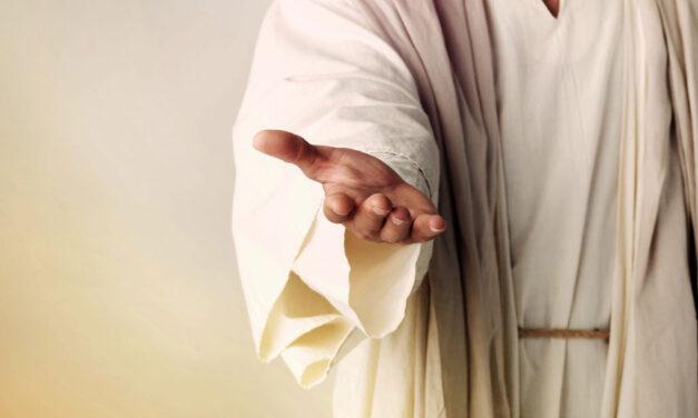 Jesus, sê o meu único Amor!