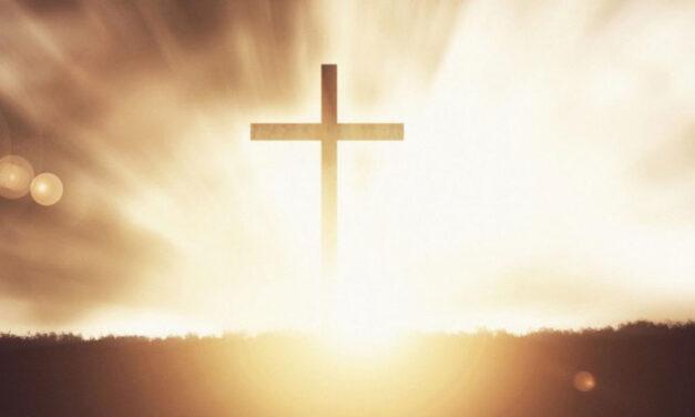 A luz e a Cruz forjam a fidelidade ao Teu Amor.