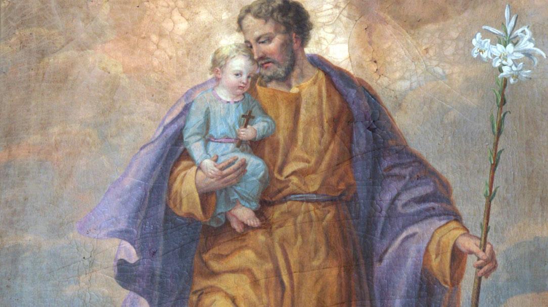 S. José ensina-me o trato familiar com Jesus