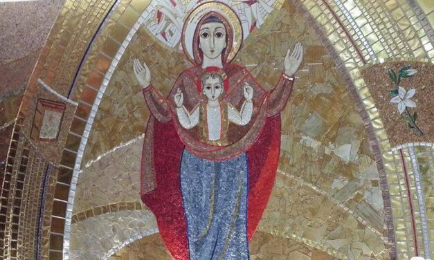 Maria leva-me a Jesus