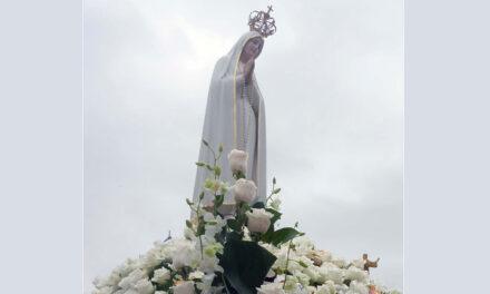 O Coração de Maria é porta salvadora