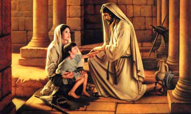 Jesus: médico das almas e dos corpos