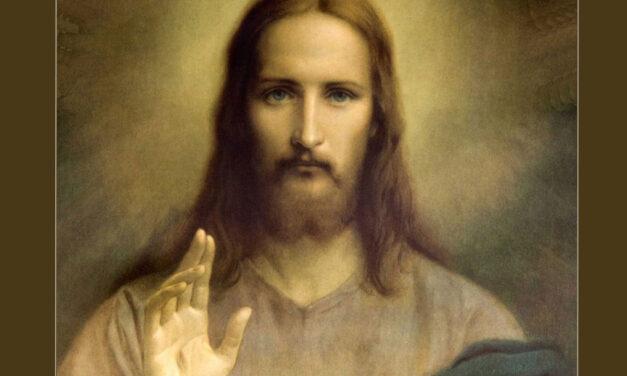 Em Ti, Jesus, tenho tudo!