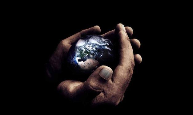 Estamos nas mãos de Deus!
