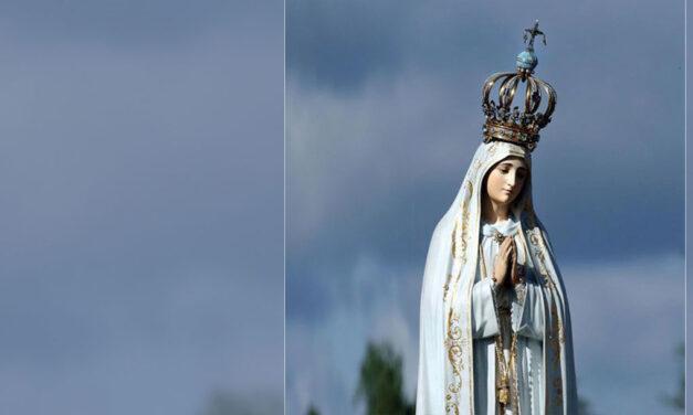 Virgem Maria: Mensageira e transparência do amor de Deus