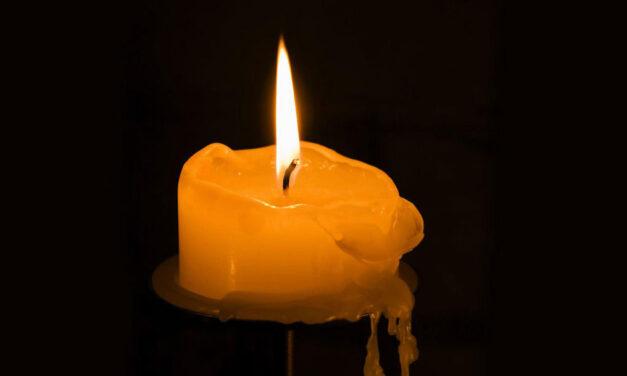 Manter acesa a luz da fé